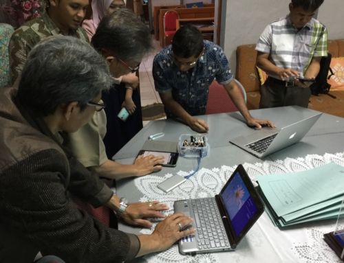 Micro-climate studies in a STEM-based curriculum using open-source hardware and software