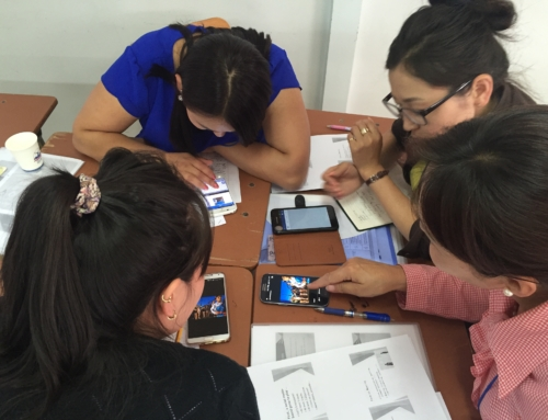 Mobile Gamification-based Language Learning in Mongolia: Toward a Participatory Learning Model