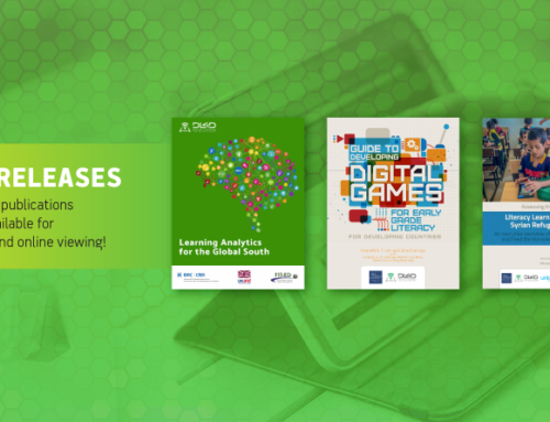 DL4D Publications on Learning Analytics and Digital Game-Based Learning Released
