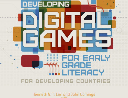 Guide to Developing Digital Games for Early Grade Literacy for Developing Countries