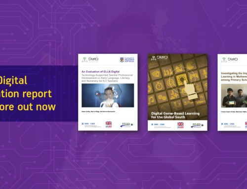 ELLN Digital evaluation report and more out now